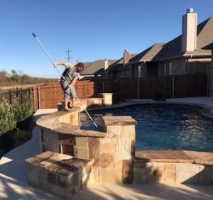 Pool Service Diamond Pools Keller Texas