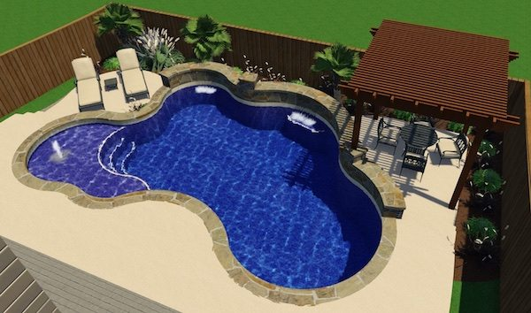 Pool Construction | Diamond Pools Keller Texas on custom water features, custom car builder, custom football builder, custom home builder, custom lighting, custom fireplace builder, custom inground pools, custom furniture, custom garage builder, custom pools frisco tx, custom boat builder,